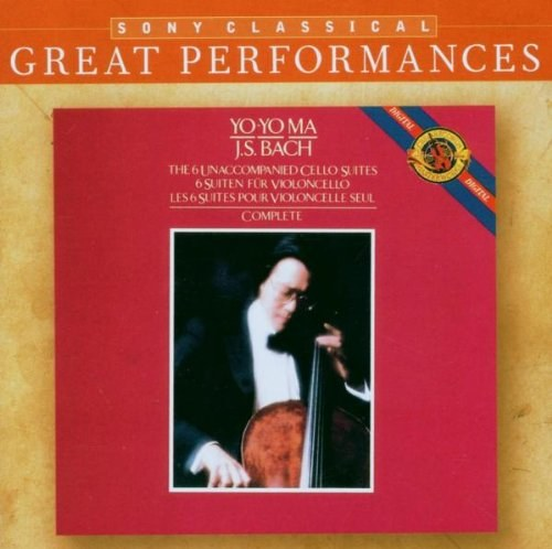 Yo-Yo Ma - Bach: The 6 Unaccompanied Cello Suites