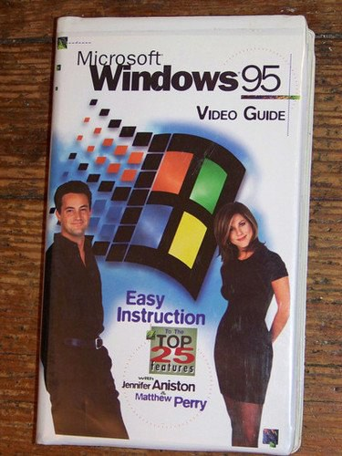 Microsoft Windows 95 Video Guide