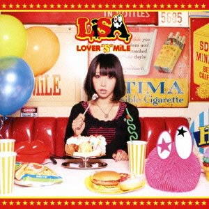 "LiSA - LOVER""S""MiLE【通常盤】"