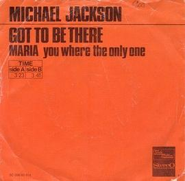 迈克尔·杰克逊 Michael Jackson - Got to Be There