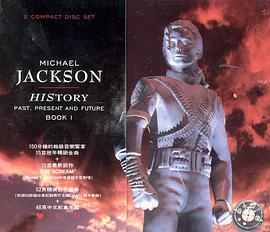 Michael Jackson - History - Past, Present And Future Book I