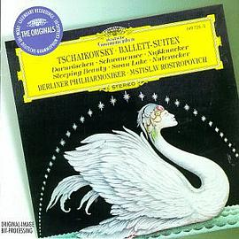 Berliner Philharmoniker... - Tchaikovsky: Ballet Suites - Sleeping Beauty, Swan Lake, Nutcracker