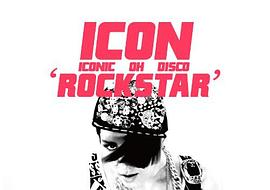 Icon (No Min Woo) - Icon (ノ・ミヌ) - Iconic Oh Disco 'Rock Star' (韓国盤)