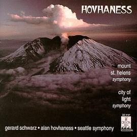 Alan Hovhaness... - Hovhaness: Mt St Helens & City of Light Symphonies [IMPORT]