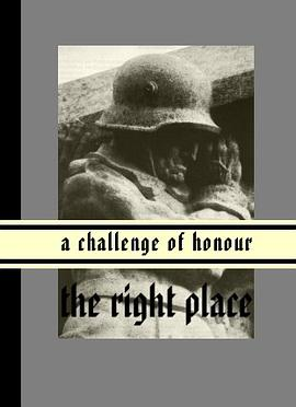 A Challenge Of Honour - The Right Place