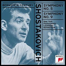 纽约爱乐乐团 New York Philharmonic... - Dmitri Shostakovich: Symphony no. 5 in D minor (op. 47) and Symphony no. 9 in E-flat major (op. 70)
