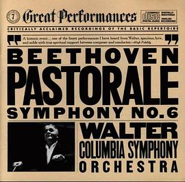 Bruno Walter... - Beethoven Symphony No. 6 Pastorale (CBS Great Performances)