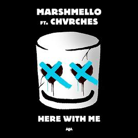 Marshmello... - Here With Me
