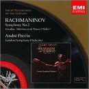 Sergei Rachmaninov... - Rachmaninov: Symphony No. 2 / Vocalise / Aleko: Intermezzo & Women's Dance (EMI Great Recordings of the Century)