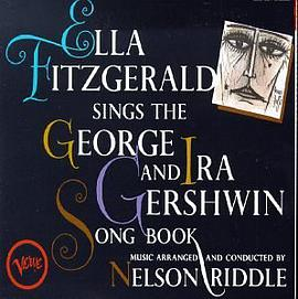 Ella Fitzgerald - Ella Fitzgerald Sings the George and Ira Gershwin Song Book - 3CD Set