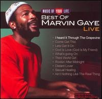 Marvin Gaye - Music Of Your Life Best Of Marvin Gaye Live