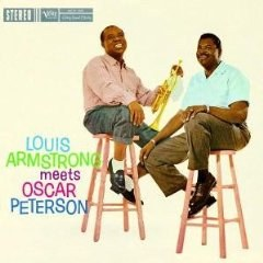 Louis Armstrong with Oscar Peterson - Louis Armstrong Meets Oscar Peterson