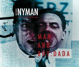 John Graham-Hall... - Michael Nyman: Man and Boy - Dada