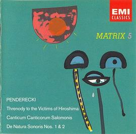 Krzysztov Penderecki - Threnody for the Victims of Hiroshima