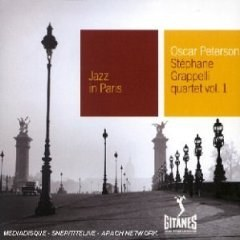 Oscar Peterson & Stephane Grappelli Quartet - Jazz in Paris: Oscar Peterson-Stephanie Grappelli Quartet, Vol. 1