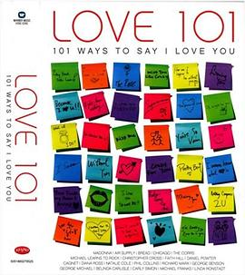 Love 101 : 101 Ways To Say I Love You