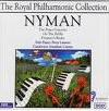 Nyman: Piano Concerto/On the Fiddle/Prosperos Books [IMPORT]