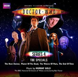 Doctor Who Original Music From Series 4: The Specials (Specially priced 2 CD Set)