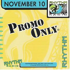 Various Artists - Promo Only Rhythm Radio November 2010