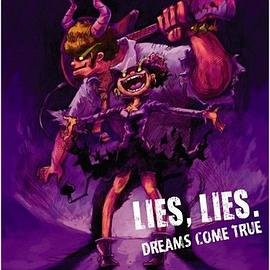 DREAMS COME TRUE - LIES, LIES.(通常盤)