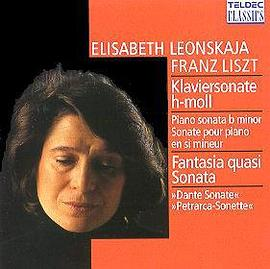 Elisabeth Leonskaja plays Liszt: Piano Sonata in B minor , Petrarch Sonnets 104 + 123, Dante Sonata (Teldec)