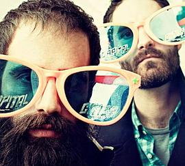 Capital Cities - Capital Cities EP