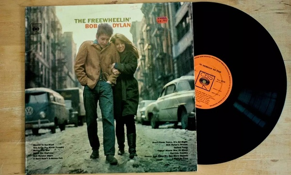 The Freewheelin' Bob Dylan (19